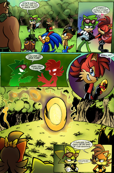 Scourge Eternal Blackout: Issue 1 pg 8 by 5courgesbestbuddy