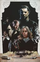 Halloween 30th Special Cover by salvagion