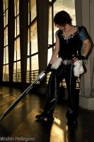 Squall Amano Dissidia 012 by Eyes-0n-Me