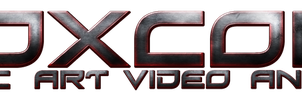 XioxCore Text Logo by Xiox231