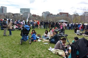2015 Japanese Festival, Crowd and Culture by Miss-Tbones