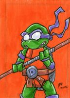 Donatello SC by johnnyism