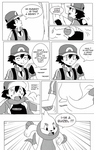Ash's Buizel Transformation by TrainerAshandRed35