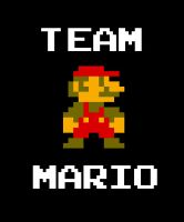 Team Mario by mbaker