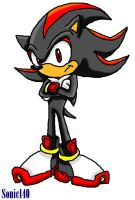 Shadow by Sonic140