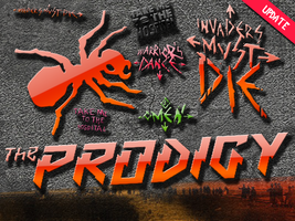 The Prodigy IMD Logos by LongmanPL