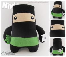 Green Ninja by ChannelChangers