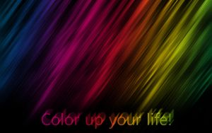 Color up your life by ChrisUnger