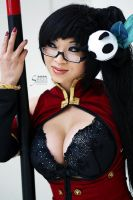 Yaya Han as Litchi Faye-Ling II by EnchantedCupcake