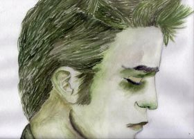Robert Pattinson by AtisutoAmani
