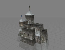 Castle Icon by R0mainR