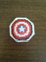 CaptainAmerica Shield by CreamyXD