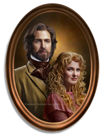 Les Miserables Family Portrait by ThreshTheSky