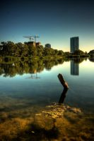 Grenadier Pond. by mitch-meister