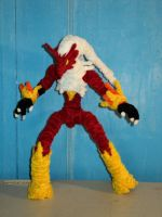 Blaziken: Pipe-cleaner by Alpha-Male001