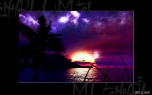 Tropical night by 3nigma06