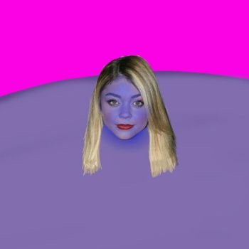 Sarah Hyland Blueberry inflation One Shot by aggroh