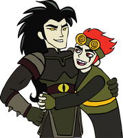 Xiaolin Chronicles Chack by Jasperideon