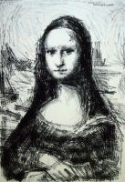 Monalisa by manohead