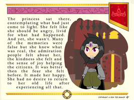 Another Princess Story - Taking the Light Path by Dragon-FangX