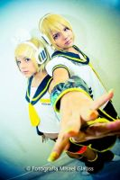 Vocaloid Touch youuuuuuuuuuuuu by ShushuWaflesHaru
