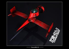 Cowboy Bebop the Swordfish II by TMC-Deluxe