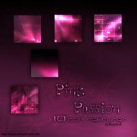 Pink Passion Icon Textures by BlaclyStuff