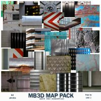 MB3Dmap pack by viperv6
