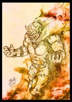 Etrigan by SaintYak