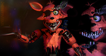 C4D|SuperPackTexture|Withered Foxy New Textures! by YinyangGio1987