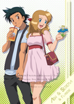 Amourshipping || First Date || -Speedpaint- by NoVaNoah
