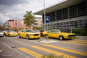 .YELLOW. by AmericanMuscle