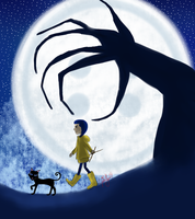 Coraline by Epikelly
