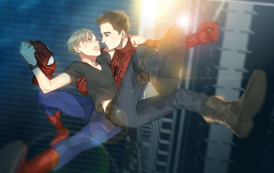 The Amazing Spider-Man 2 by mixed-blessing