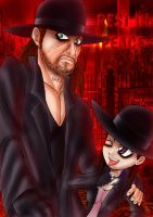 Undertaker and Co by VincentStrider