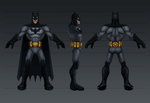 Batman Toon by CaseyD2K