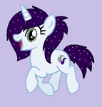 Moonsong prancing by Paige-the-unicorn