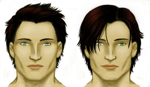 The Lokison Twins by DragonsLover1
