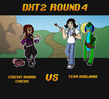DXT2 Round 4 by spud133
