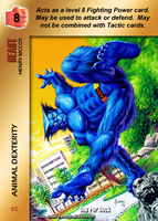 Beast Special - Animal Dexterity by overpower-3rd