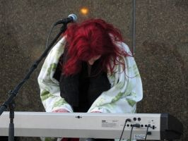 Indica, acoustic gig @ Kotka 2013, 08 by Wolverica