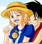Couples Contest Entry 10 by OnePieceUnlimited