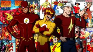 Flash Family by YorkeMaster
