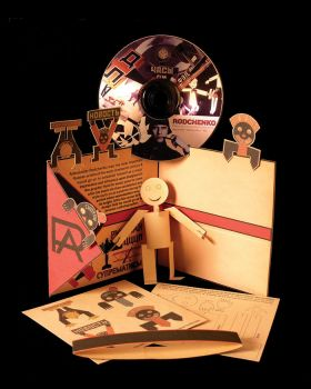 Rodchenko Interactive CD by Danger-Dom