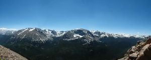 The Rockies by IJacoBean