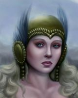The Valkyrie by mpadgett