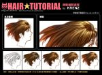 Hair tutorial 2 by Cushart