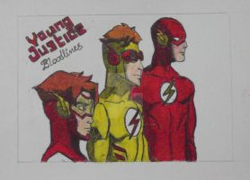 Young Justice Bloodlines by MickeyTheSaviour