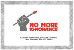 Fellow Artist Wake Up:lahandi by No-More-Ignorance