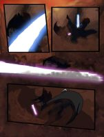 Reven Vs Corabue page 10 by HowlingFlames